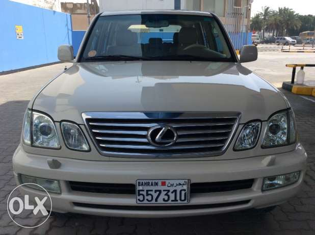 For Sale 2007 Lexus LX470 Last Year Of Shape Single Owner