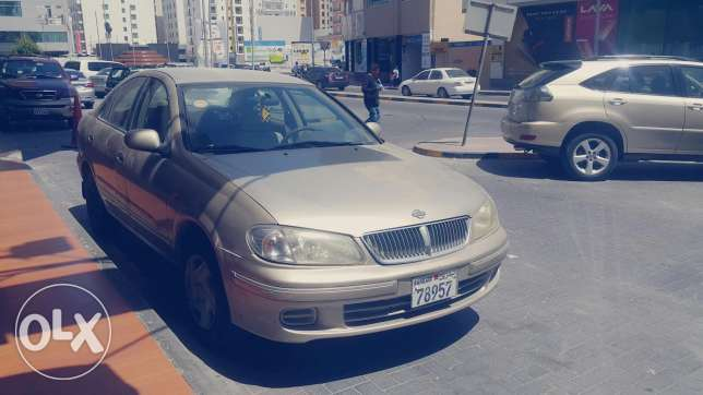 Nissan sunny 2002 in perfect condition | well maintained