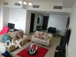 1br flat for rent in .meena 7 amwaj island