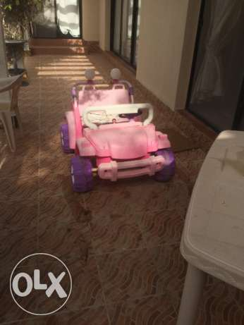 Disney battery operated car for sale