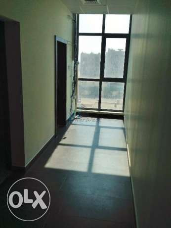An open-floor plan Office Space for rent at Seef السيف -  4