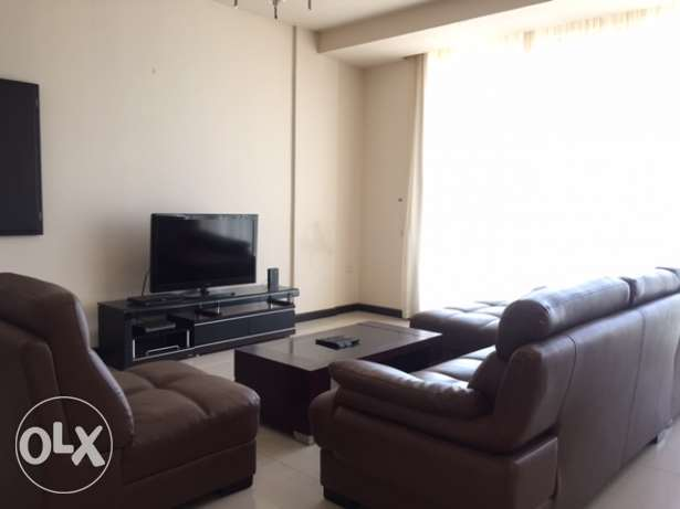 Modern Fully Furnished 2 BR Apartment