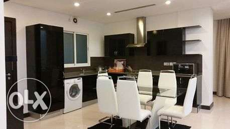 modern semi fully furnished apartment
