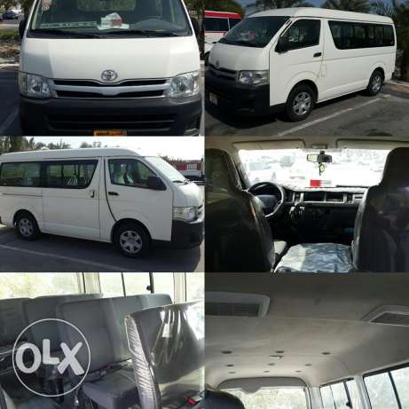 Urgent for sale Toyota hiace