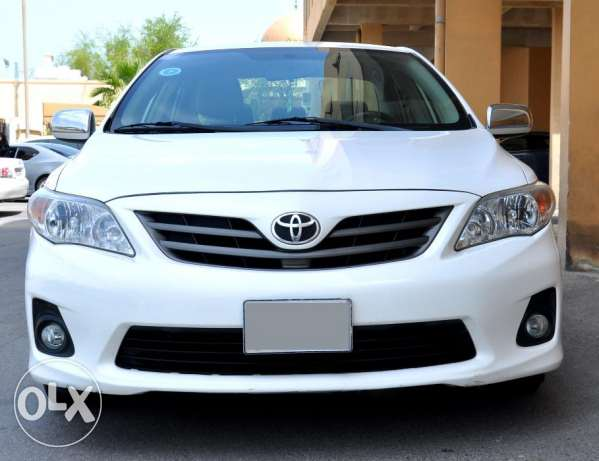 Toyota corolla 2013,good condition,non accident,provides bank loan.
