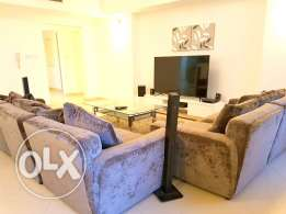 Fully furnished apartment for rent at Amwaj (Ref No: 156AJ)