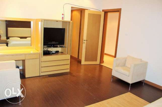 Juffair-Beautiful apartment fully furnished 2 bedroom