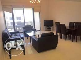 apartment for rent in floating city in amwaj island.