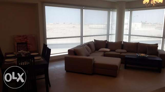 Spacious Brand new apartment 2 BR in Janabiya