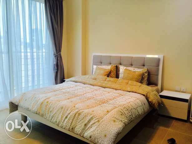 Luxury brand new one bedroom apartment in Juffair. جفير -  5
