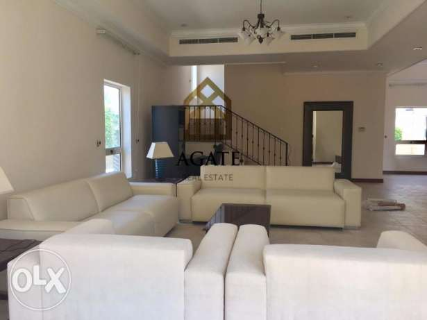 beautiful furnished family compound Villa for rent in Saar ,near mall