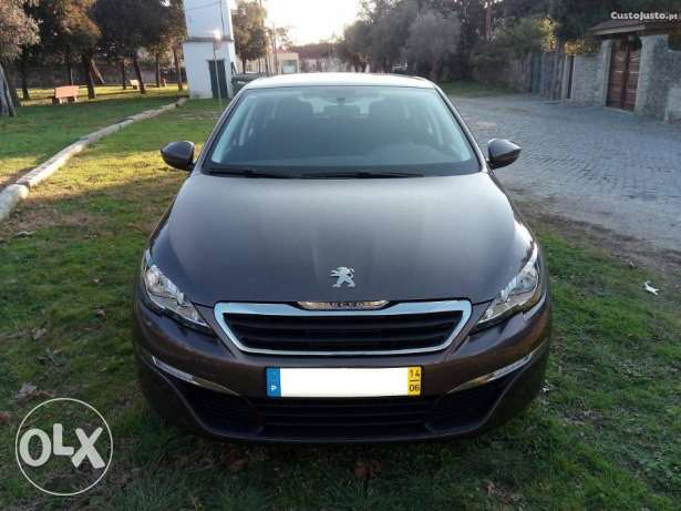 Urgent sale of a PEUGEOT 308 vehicle with delivery at home