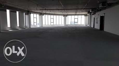 Full Floor 501 Mtr Sqr Open office space avaible at Seef BD. 3170/-