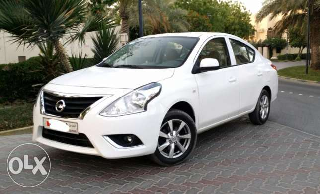 Nissan sunny 2015 mid option agent maintained