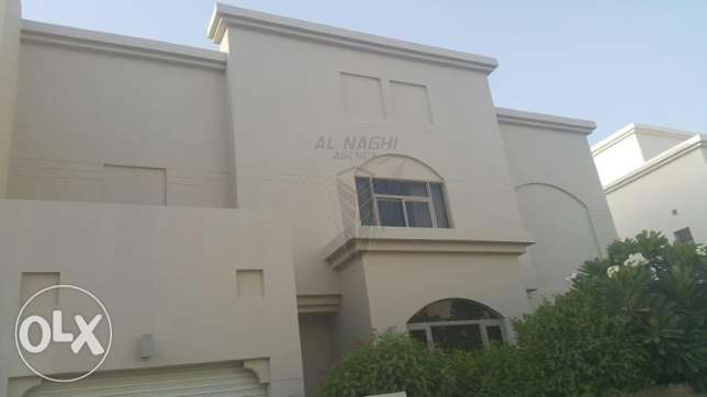 SEMI FURNISHED 4 Bedroom Stand Alone VILLA For Rent IN SAAR