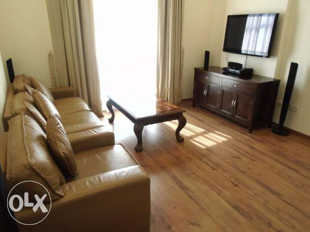 Great apartment fully furnished in Umm Alhassam 2 bedroom
