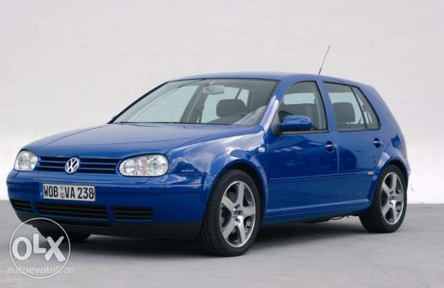 Wanted Volkswagen Golf