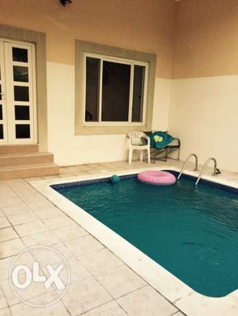 3/4 bed villa in Hidd with a private swimming pool.