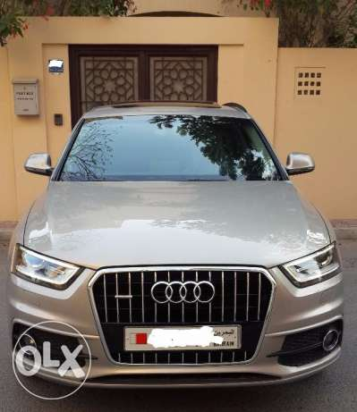 Audi Q3, Quatro S-Line 2013, Warranty & Service package, Accident Fre