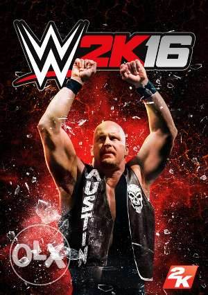 WWE 2K16 FOR SALE (barely used)