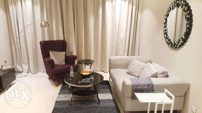 Luxury 1 BR flat brand new in Janabiyah
