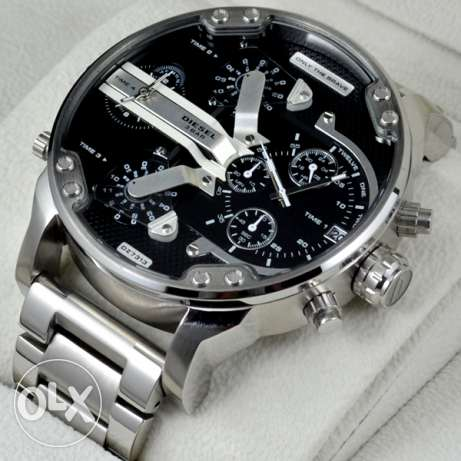 Diesel Daddy 4 in 1 Watch (Swiss AAA Quality)