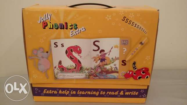 Jolly Phonics Kit