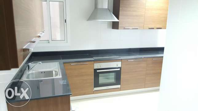 Semi furnished 3 BHK flat in Buhair for rent brand new الرفاع‎ -  2
