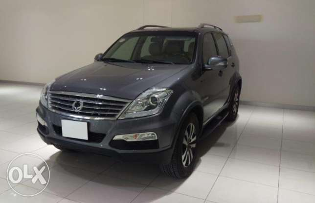 ssangyong rexton 2015 for sale