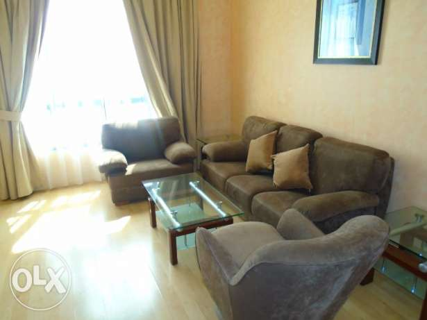 Flat for rent 2 bedroom fully furnished in Mahooz