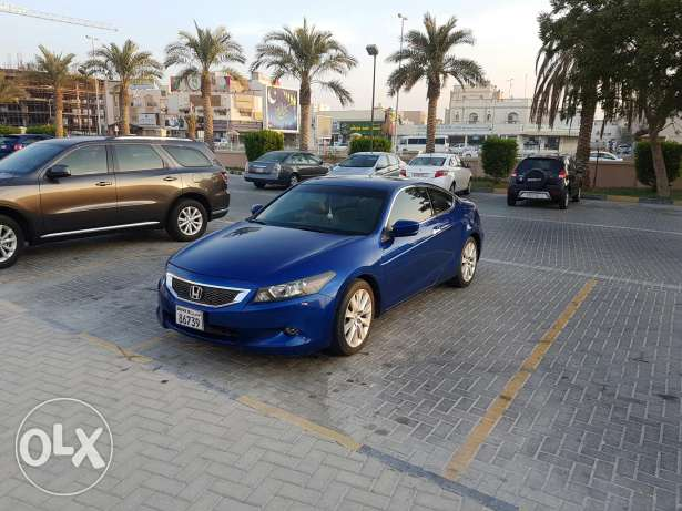 Clean Honda Accord Coupe V6 for Sale