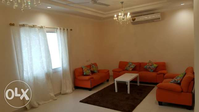 New Hidd: 3 bedroom fully furnished with 4 bath apartment for rent