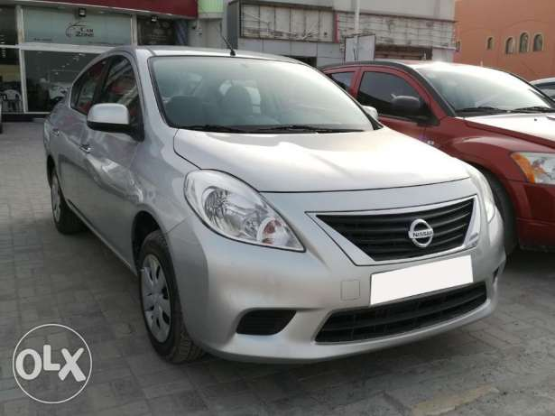 Nissan Sunny 2014 Model 2900 Only