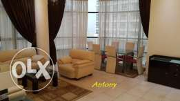 Sea View, Modernly furnished, beautiful & spacious apartment