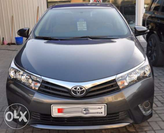 2014 Modal Toyota Corolla For Sale
