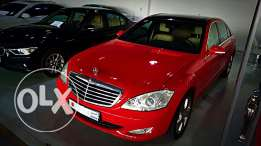 Mercedes S350L 2008 Full option