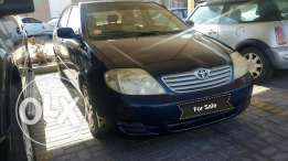 Toyota Corolla 2004 Very Good Condition