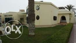 Semi furnished villa for rent at Saar Budaiya