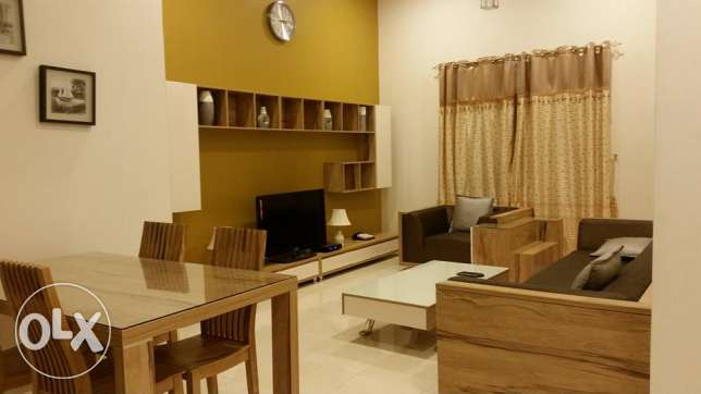 Budaiya (close to saudi causeway) 2 BR furnished