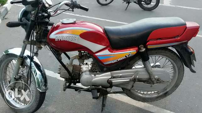 I want sale my motorbike