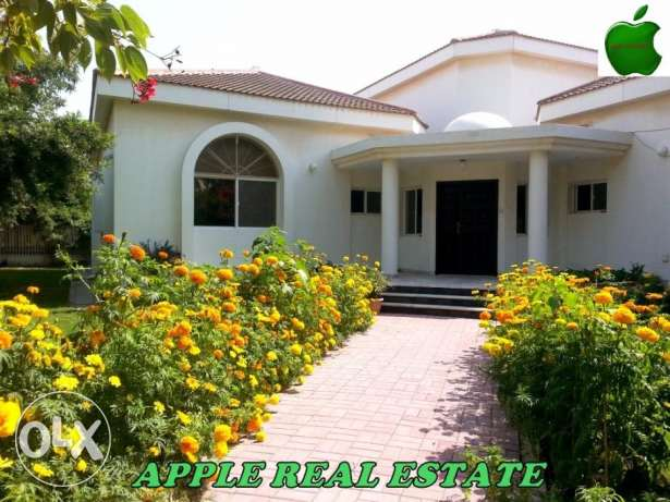 Semi Furnished Compound Villa
