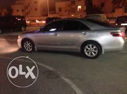 Camry GLX model 2007 silver color very good condition less drive126000