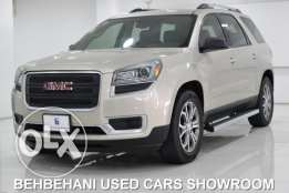 GMC Acadia for sale in Bahrain