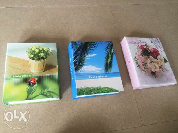 4 photo albums for sale!!