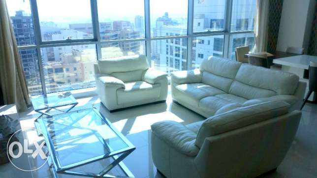 Fully Furnished Apartment For Rent At Juffair (Ref No:8JFZ) جفير -  1