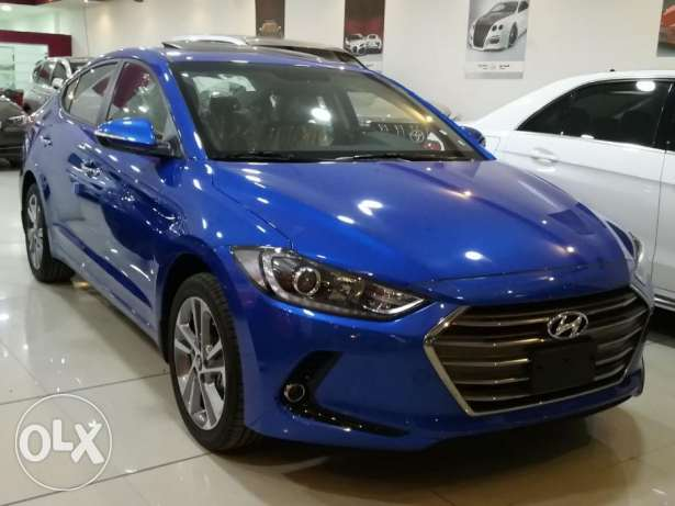 Hyundai Elantra 2.0L Brand New 2017 Special Offer Sale