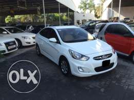 Hyundai Accent 2013 agent mentan only 20,000 KM