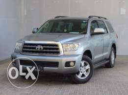Toyota SEQOUIA 2013 Silver Color For Sale
