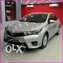 Brand New Toyota Corolla 2015 for sell