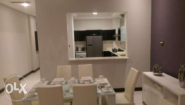 Two bedrooms luxurious apartment in seef